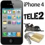 Låsa upp Iphone 4 från Tele 2