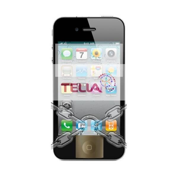 Låsa upp Iphone 4 från Telia