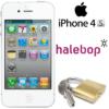 Låsa upp Iphone 4S från Halebop