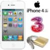Låsa upp Iphone 4S från Tre