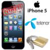 Låsa upp Iphone 5 från Telenor