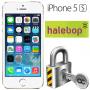 Låsa upp Iphone 5S från Halebop