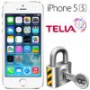 Låsa upp Iphone 5S från Telia