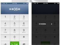 Visa din Iphone IMEI
