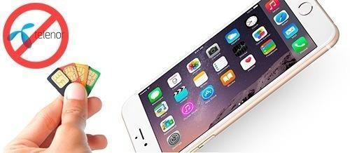 Låsa upp Iphone 6 Plus från Telenor Sverige
