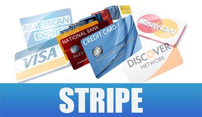 Du kan betala din upplåsning med Stripe - Snabbaste betallösningen på Internet!