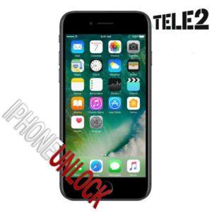 Låsa upp Iphone 7 från Tele 2 och Comviq