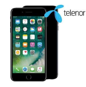 Låsa upp iPhone 7 Plus från Telenor