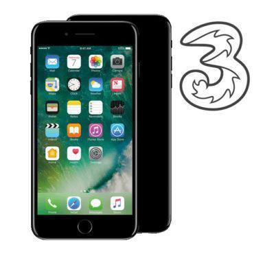 Låsa upp iPhone 7 Plus från TRE