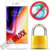 Låsa upp iPhone 8 Plus från TRE